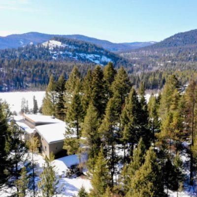 Energy Efficient Custom Home Bridgewater Innovative Builders Montana