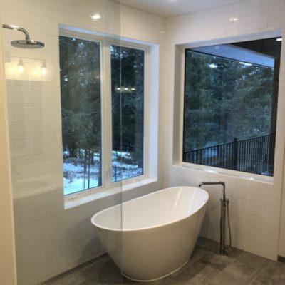 custom bathroom Bridgewater Innovative Builders