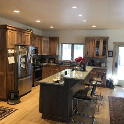 Custom Kitchen Bridgewater Innovative Builders