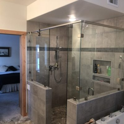 Custom Shower Bridgewater Innovative Builders