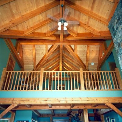 custom timber frame home builder whitefish kalispell montana