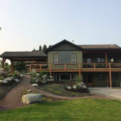 Bridgewater Innovative Builders General Contractor Whitefish Kalispell Flathead Valley Montana
